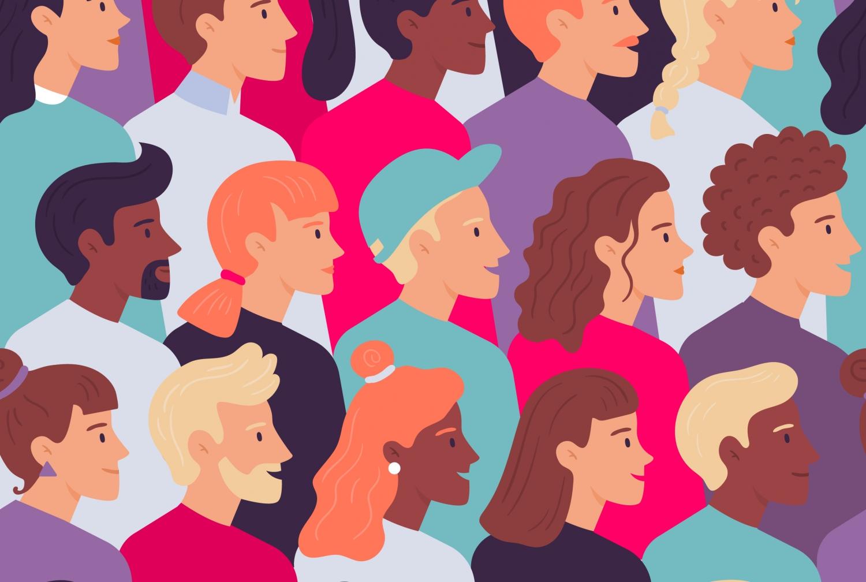 illustration of diversity