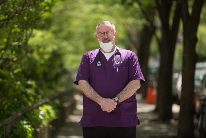Dr. Fred Pelzman
