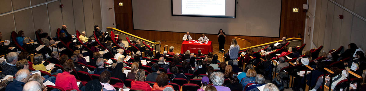 Weill Cornell Medicine Health and Wellness Seminars